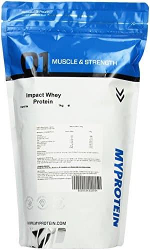 Impact Whey Protein von MyProtein