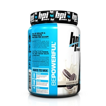 BPI Sports ISO HD Whey Protein Isolate - 3