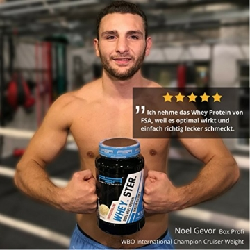 FSA Sports Nutrition Wheyster - 3