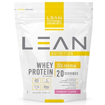 LEAN Nutrition Whey Protein - 1