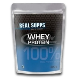 Real Supps – 100% Whey Protein - 1