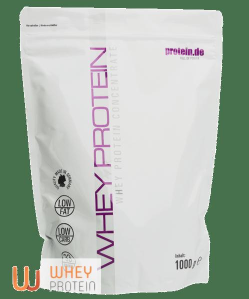 Protein.de Whey Protein