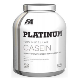 FA Nutrition Platinum Micellar Casein - 1