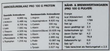 Syglabs Nutrition Casein Protein - 2