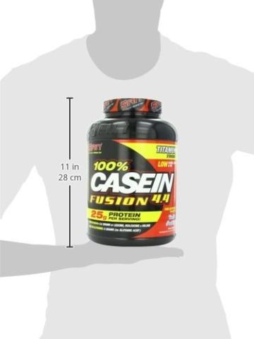 100% Casein Fusion Test 2