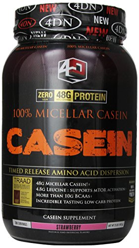 100% Casein Test 1