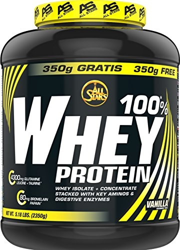 All Stars 100% Whey Protein Test 1