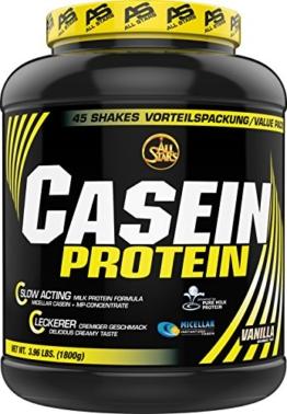 All Stars Casein Protein Test 1