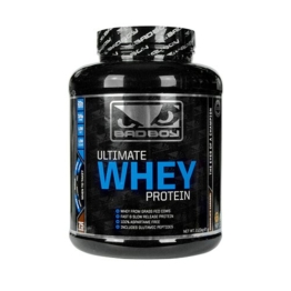 Badboy Nutrition Ultimate Whey Protein Test 1