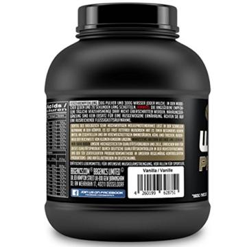 BBGENICS Whey Protein Test 7