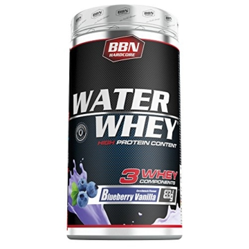 BBN Hardcore Water Whey Protein Test 1