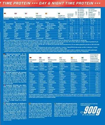 Body Attack 100% Casein Protein Test 2