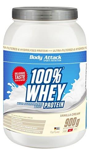 Bestes Whey Protein Test