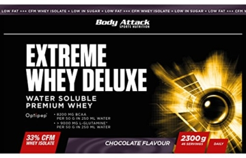 Body Attack Extreme Whey Deluxe Test 4
