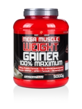 Body World Group Mega Muscle Weight Gainer 100% Maximum