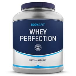 Bodyfit Whey Perfection Test 1