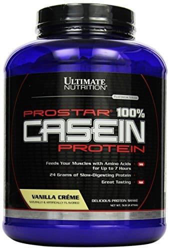 Casein 100 Test 1