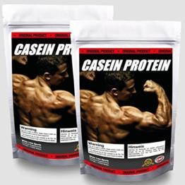 Casein Protein Test 1