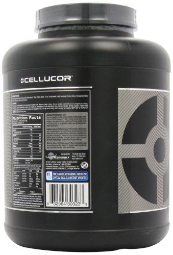 Cellucor Cor Performance Whey Protein Test 5