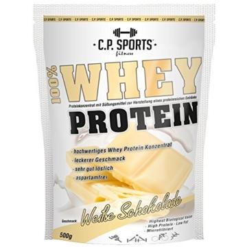 C.P. Sports Whey Protein Test 4