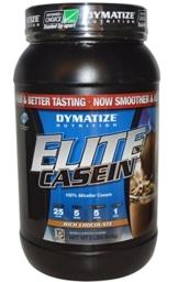 Dymatize Casein Test 1