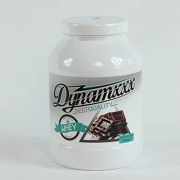 Dynamxxx Whey Protein Test 1
