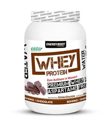 Energybody Whey Protein Test 1