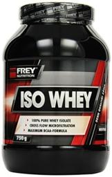 Frey Nutrition Iso Whey Test 1