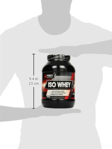 Frey Nutrition Iso Whey Test 2