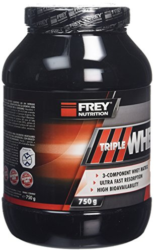 Frey Nutrition Triple Whey Test 3