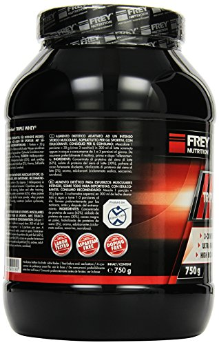 Frey Nutrition Triple Whey Test 6