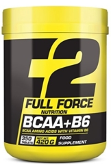 Full Force Nutrition BCAA+b6