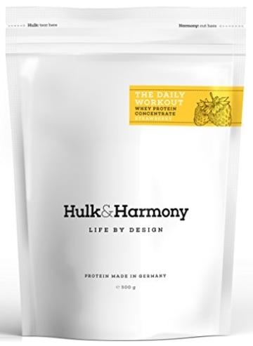 Harmony Test Erfahrung