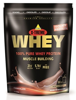 Inko X-Treme Whey Protein Test 1