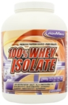 Ironmaxx 100 % Whey Isolate Test 1