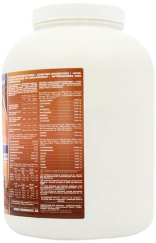 Ironmaxx 100 % Whey Isolate Test 5