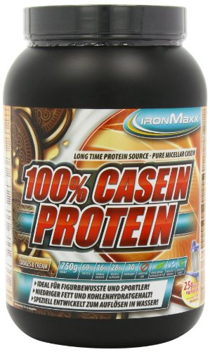 Ironmaxx 100% Casein-Protein Test 2
