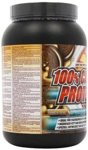 Ironmaxx 100% Casein-Protein Test 3