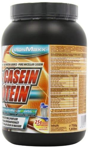 Ironmaxx 100% Casein-Protein Test 7