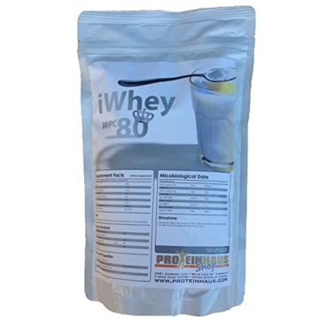 iWhey Whey Protein WPC 80 Test 3