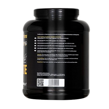 Man Mountain Series Pure Whey Isolate Test 3