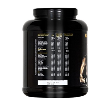 Man Mountain Series Pure Whey Isolate Test 4