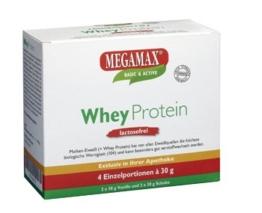 MEGAMAX Whey Protein Test 1