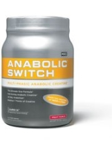 MRI Anabolic Switch