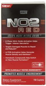 MRI NO2 Red