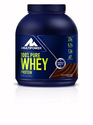 Multipower 100% Whey Protein Test 1