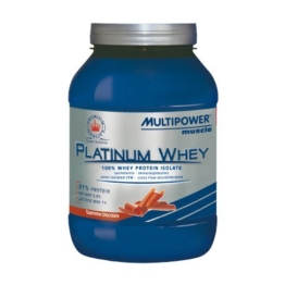 Multipower Platinum Whey Test 1