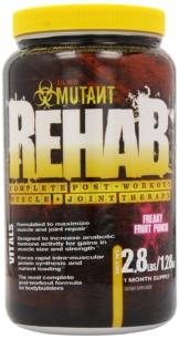Mutant Rehab