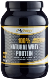 My Supps 100% Whey Protein