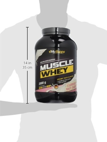 My Supps Muscle Whey Test 2